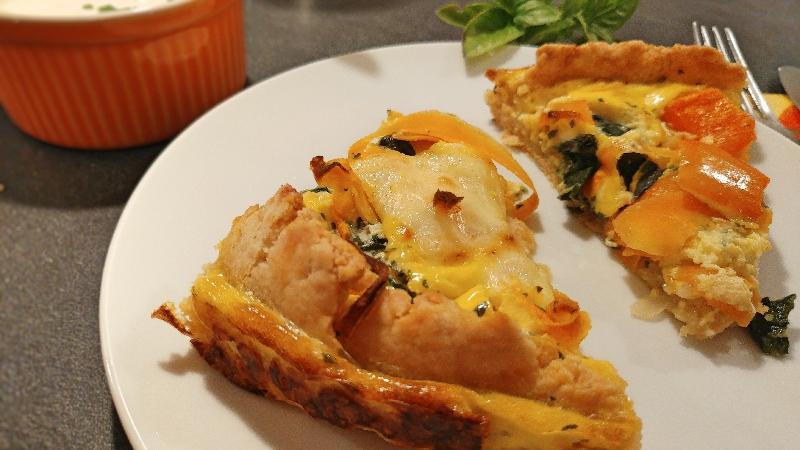 mangold-paprikakarotten-tarte